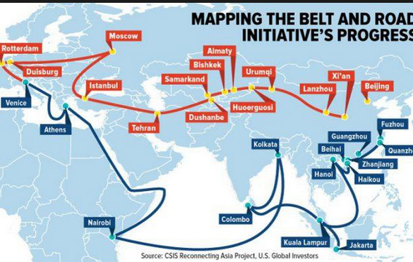 Economic Watch: Belt and Road forges new path to inclusive globalization