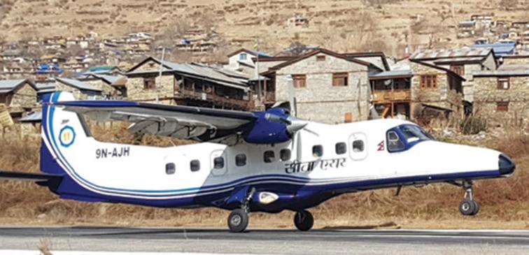 Lukla-bound Sita Air plane makes emergency landing in Kathmandu