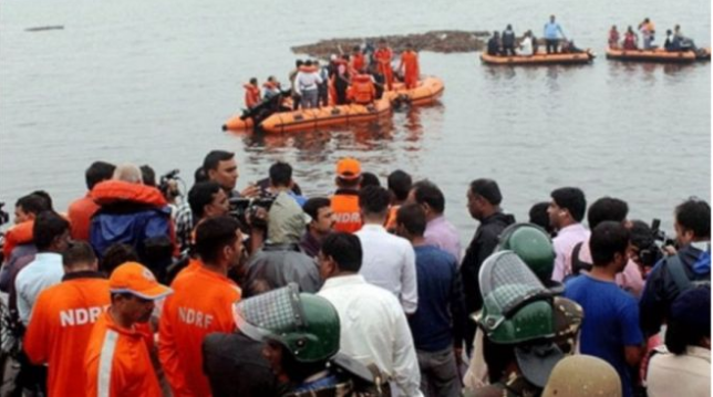 Andhra Pradesh boat capsize: At least 12 dead and 30 missing