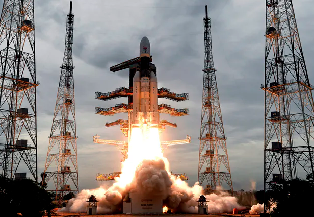 Indian Moon probe's failure won't stop an Asian space race that threatens regional security