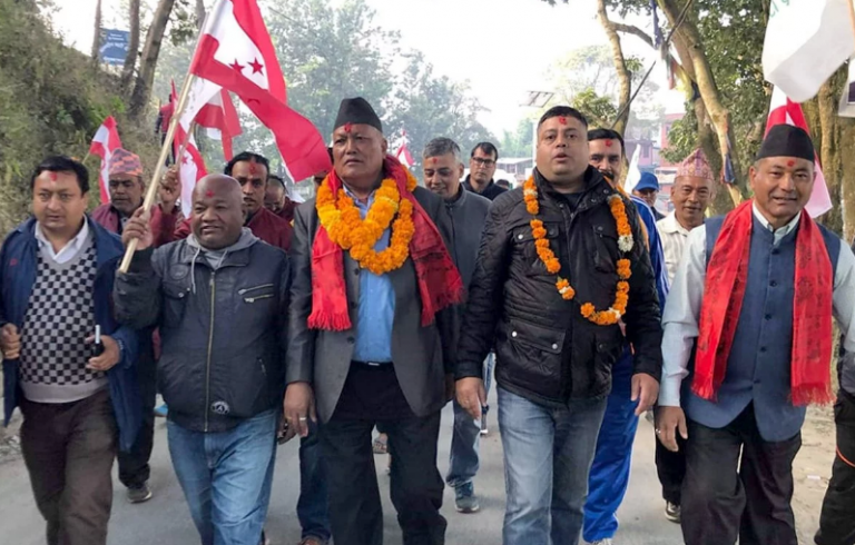 Nepali Congress wins Provincial Assembly seat in Bhaktapur